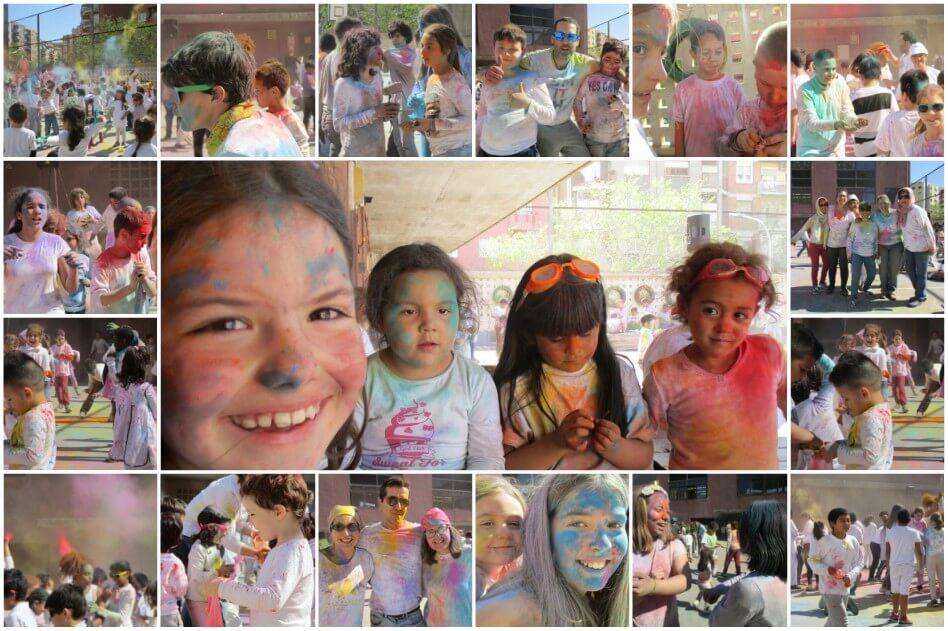 Escola_L'Estel_Collage_festa_holy