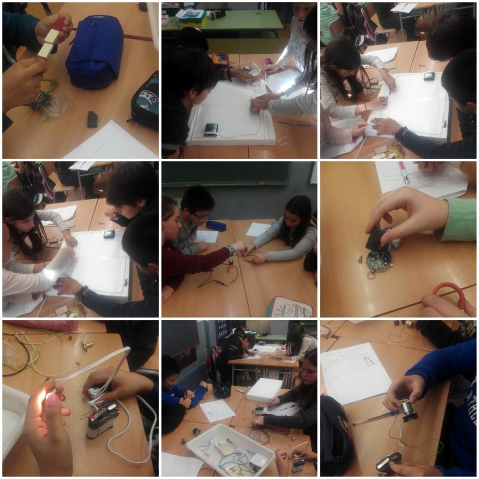 Escola_l'Estel_Collage_electricitat