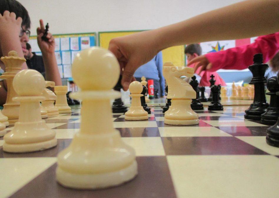 Escacs 2018 Cicle Mitjà