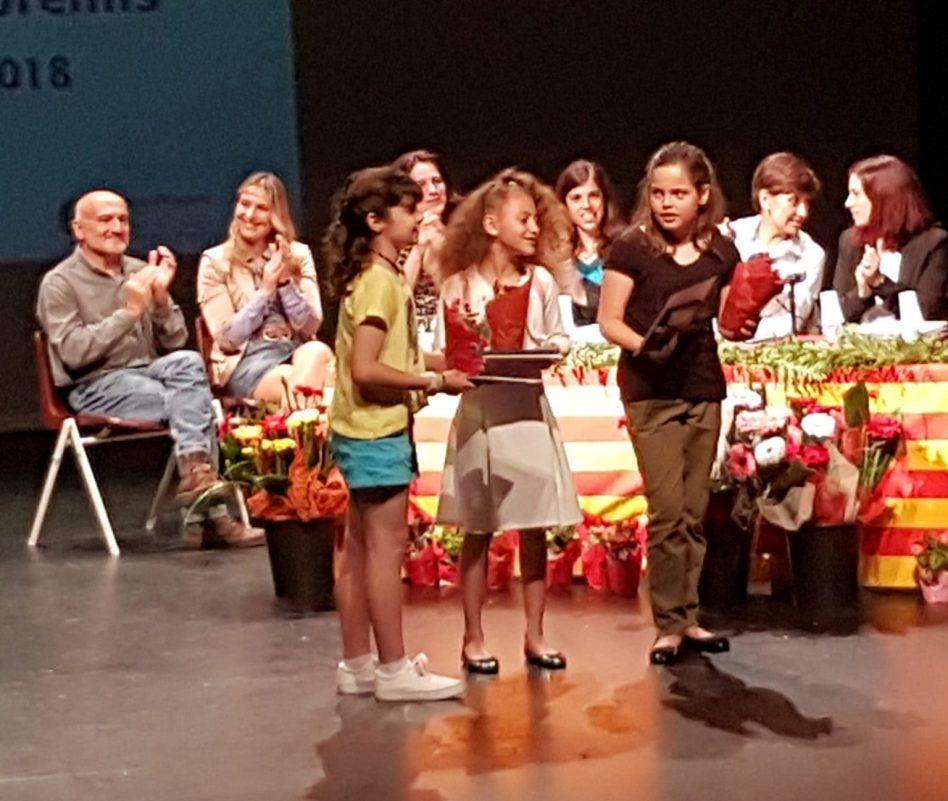 2n Premi de poesia als Jocs Florals de Sant Andreu 2018