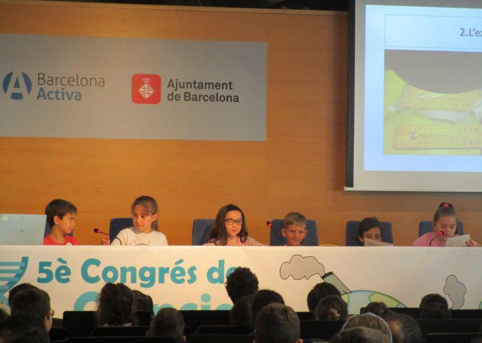 """5è Congrés de Ciència … """"El canvi climàtic"""" … 2n"""