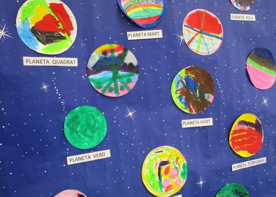 """Projecte d'escola: """"2019: l'Estel arriba a la Lluna"""""""
