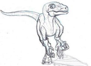 """Presentació del LapBook """"El velociraptor"""".. Alumnes de 2n"""