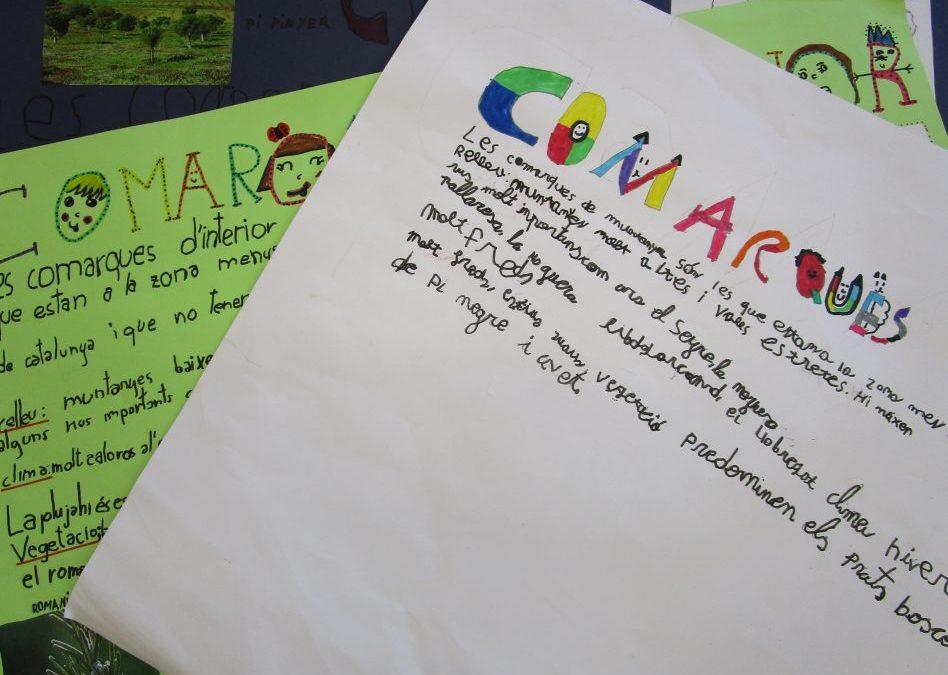Exposició del Projecte dels animals (Alumnes de 2n)