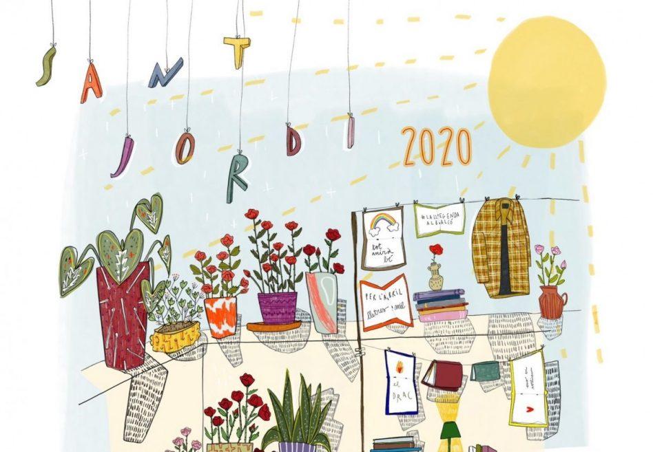 Diada de Sant Jordi 2020