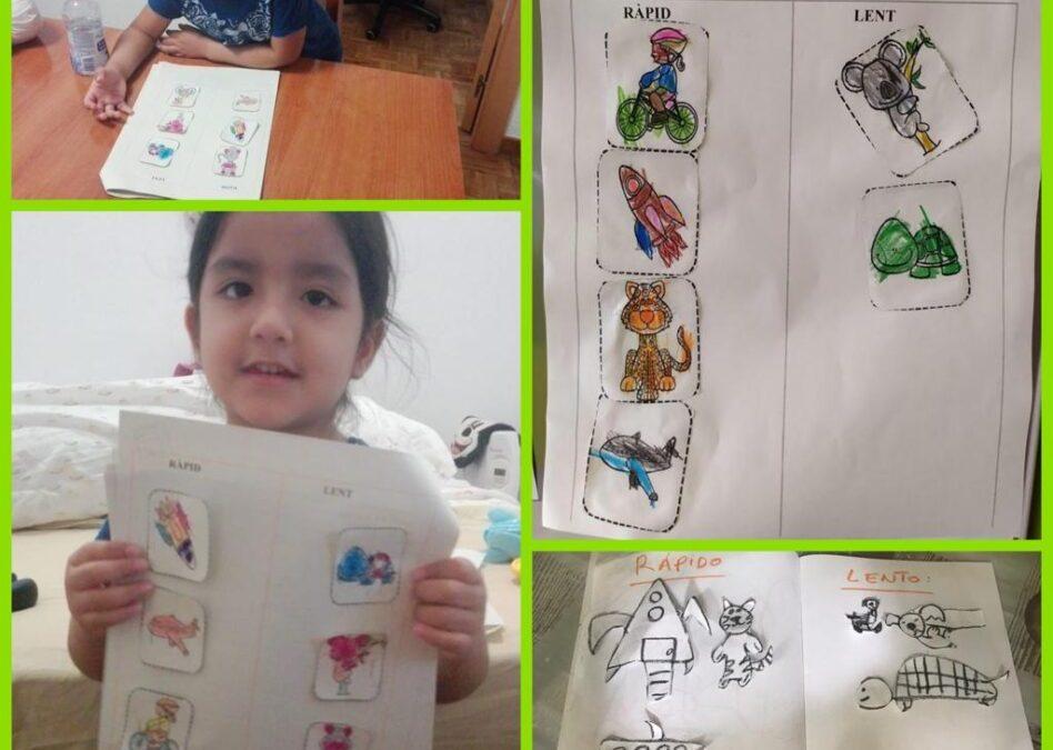 Activitat de les qualitats del so i viatge d'arreu del món. Educació Infantil.